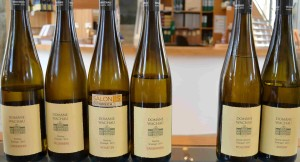 Some Smaragd quality wines tasted at Domäne Wachau