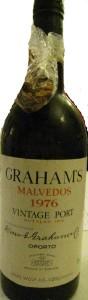 Grahams Malvedos 1976