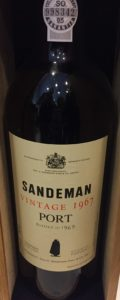 Sandeman 1967